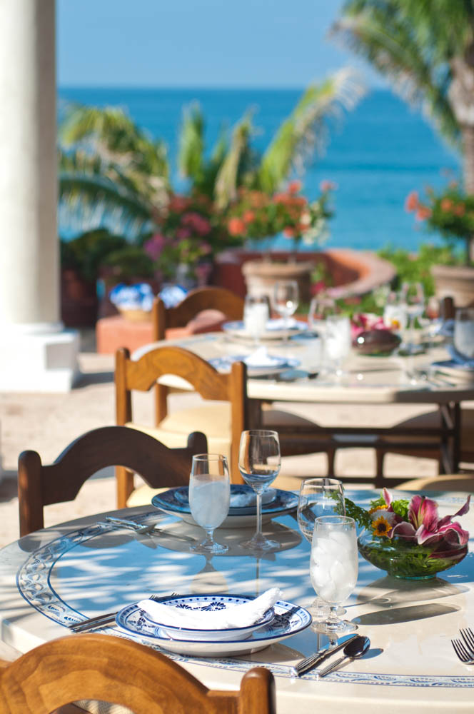 Al Fresco Dining Oceanview