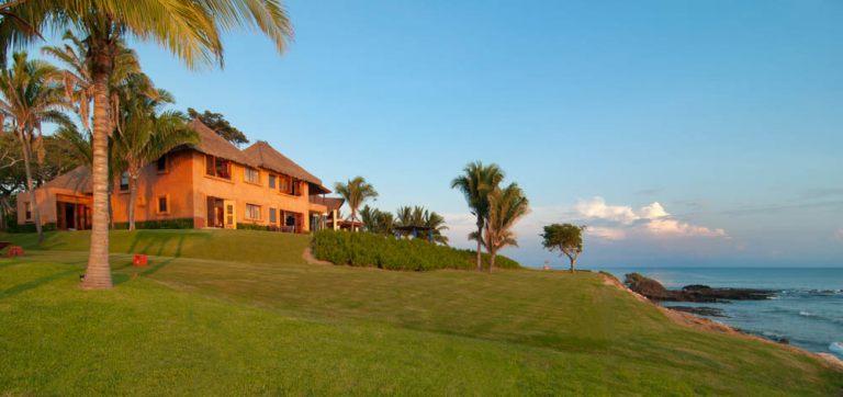Lawn View to Estate