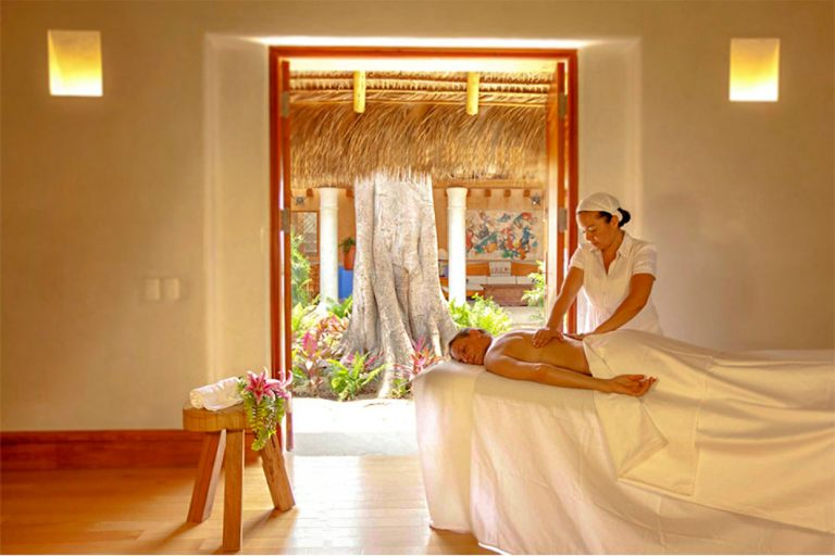 Meditation Palapa Use private massage