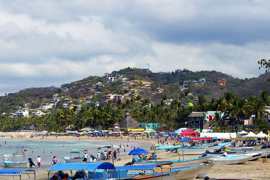 Slow Down in Sayulita